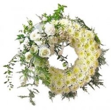 Corona blanca
