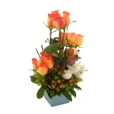 Rosas expléndidas