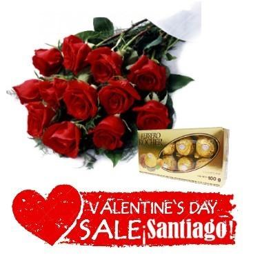 Sólo para Santiago - Promoción Valentín