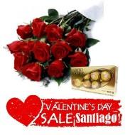 S�lo para Santiago - Promoci�n Valent�n